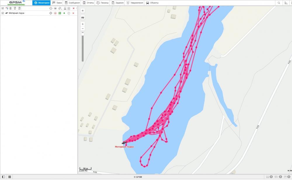 GPS слежение за речным и морским транспортом изображение 5