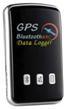 GPS логгер приемник блутуз