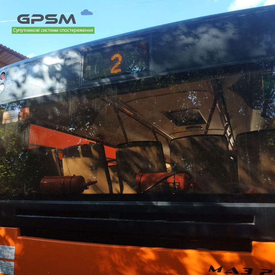 Установка электронных табло и системы автоинформирования на автобусах изображение 4