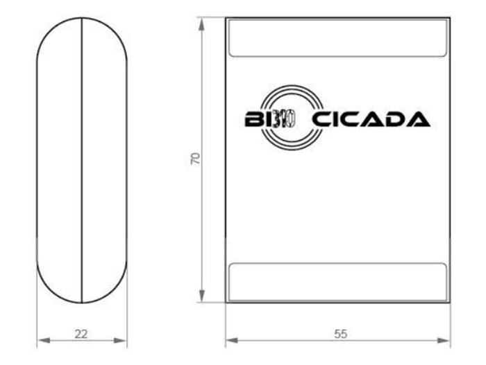 BI 310 CICADA изображение 4