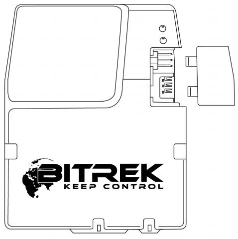 BI 530R TREK изображение 3