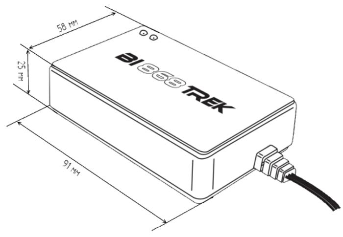 BI 868 TREK изображение 3