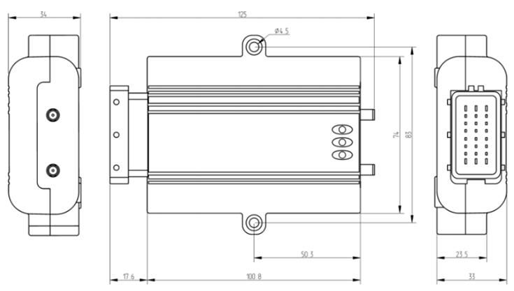 BI 910 TREK изображение 4