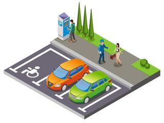 Автоматизированная система контроля оплаты парковки изображение 2