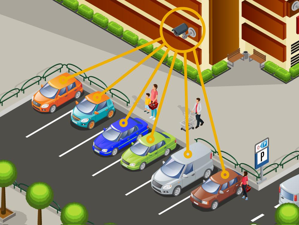 Система управления паркингом GPSM AI parking изображение 4