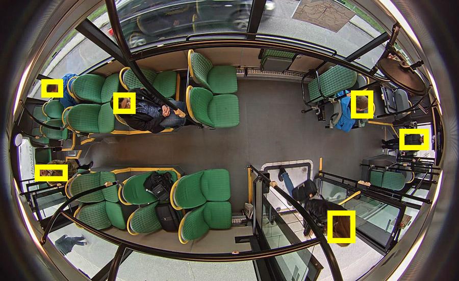 Система подсчёта пассажиров GPSM Pass-track изображение 3