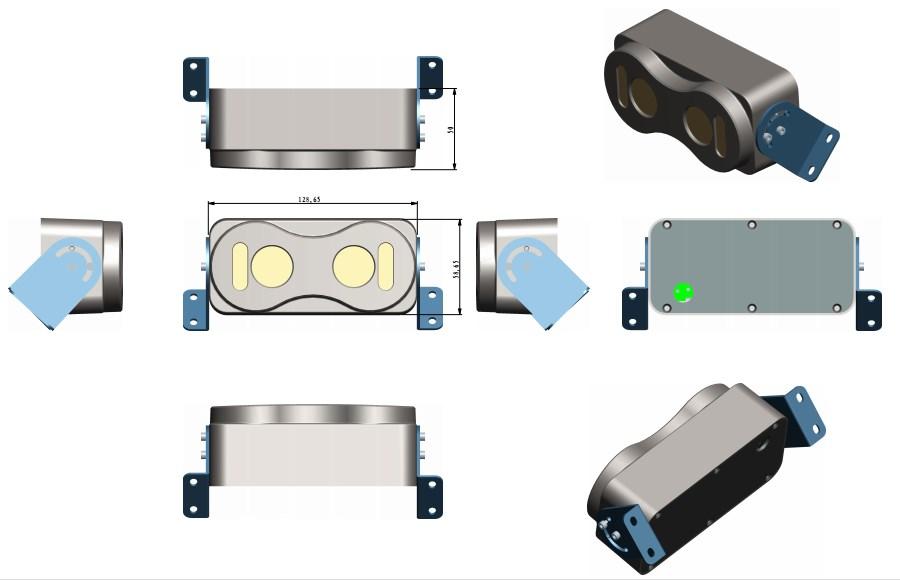 Видео система идентификации и подсчета пассажиров GPSM AutoVision изображение 3