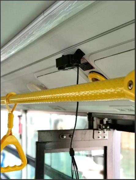 Видео система идентификации и подсчета пассажиров GPSM AutoVision изображение 7
