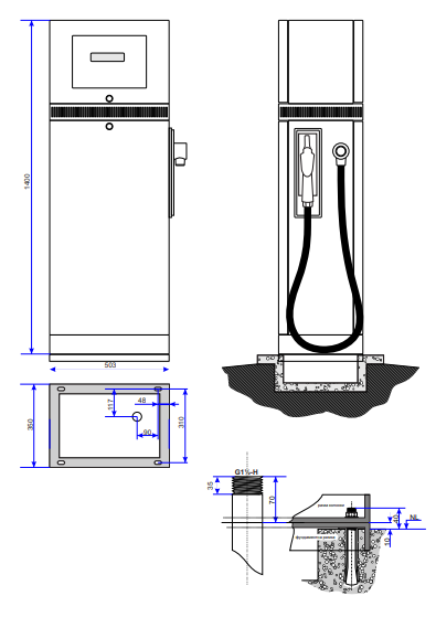 Шельф 100-1 ВК изображение 1