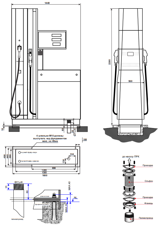 Шельф 200-1 LPG изображение 3