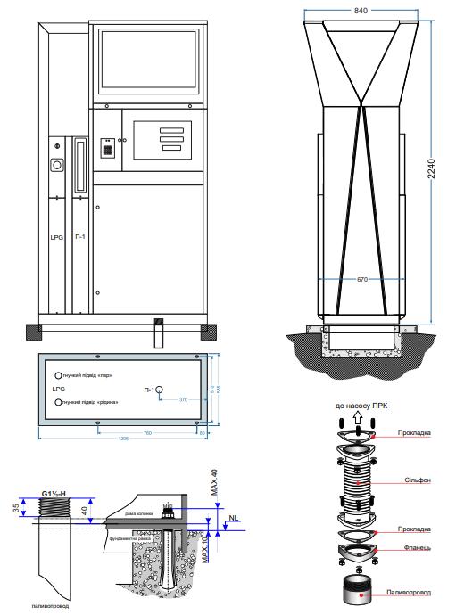 Шельф 300-1S LPG изображение 2