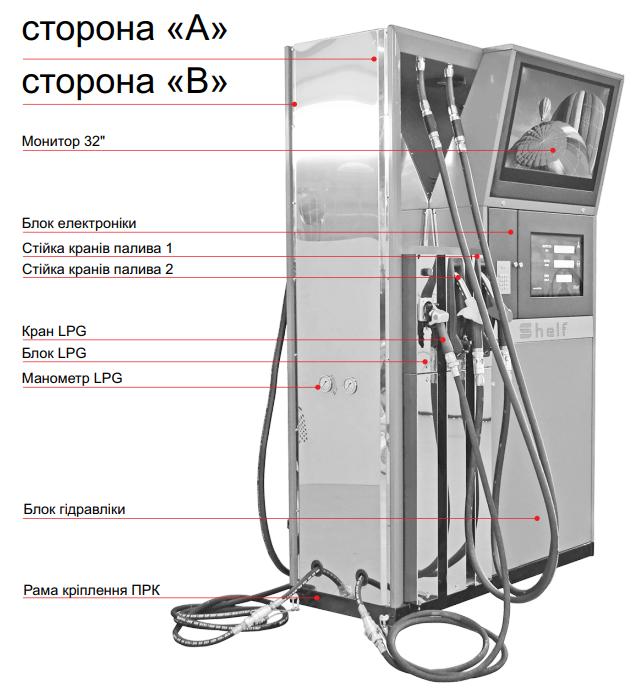 Шельф 300-2S LPG изображение 1