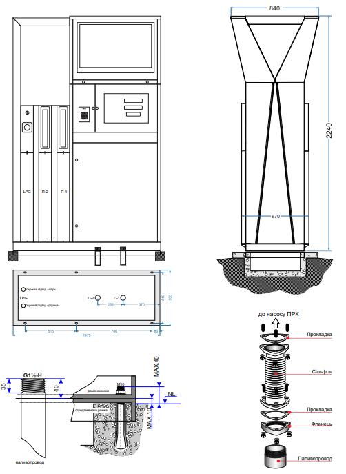 Шельф 300-2S LPG изображение 2