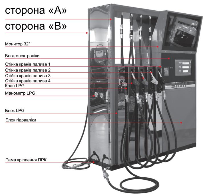 Шельф 300-4S LPG изображение 1