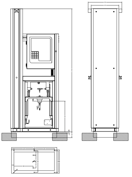 Шельф CNG-1  изображение 1